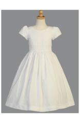 Lito Cotton With Smocked Waistband - Tea Length