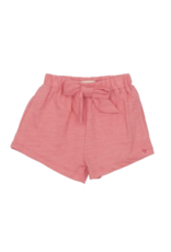 Pink Chicken Camp Mauveglow Bow Shorts