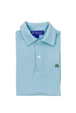 The Bailey Boys Blue Jay Short Sleeve Polo