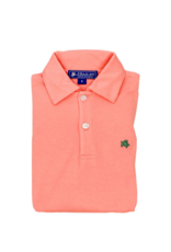 The Bailey Boys Coral Reef Short Sleeve Polo