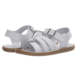 Footmates Wave White Sandal