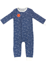 Magnetic Me Blue Sky Bunny Magnetic Coverall