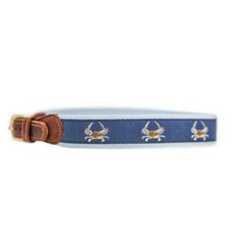 The Bailey Boys Blue Crab Belt
