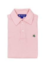 The Bailey Boys Pink Short Sleeve Polo