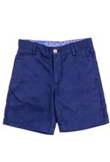 The Bailey Boys Navy Twill Shorts