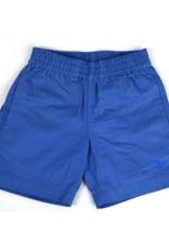 SouthBound Regatta Blue Elastic Waistband Shorts