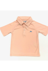 SouthBound Pink Dryfit Polo