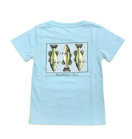 Properly Tied Triple Bass T-Shirt