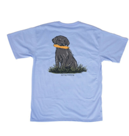 Properly Tied Spring Training Dog T-Shirt
