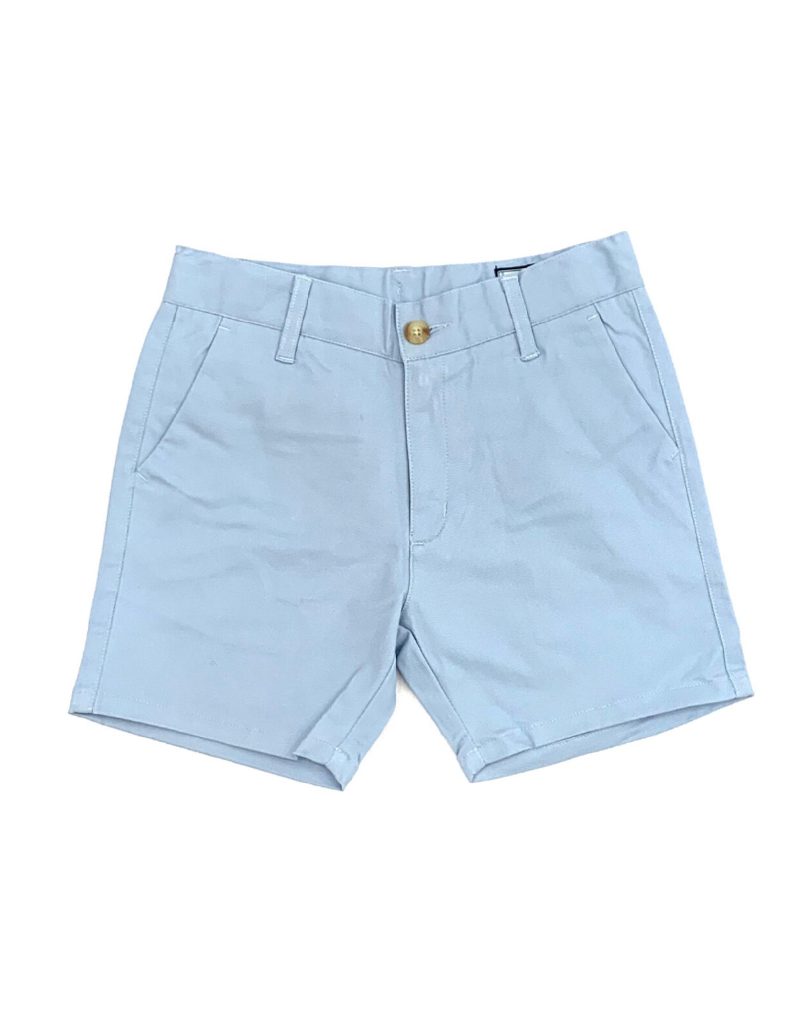 Properly Tied Light Blue Club Shorts