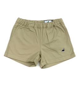 Properly Tied Henry Khaki Shorts