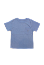 Properly Tied Salt Blue Shore Tee