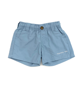 Properly Tied Sky Blue Mallard Shorts
