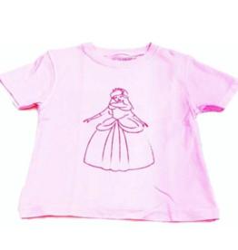 Mustard & ketchup Pink Princess T-Shirt
