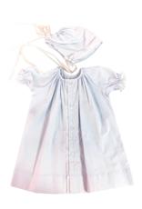 LullabySet Vintage Blue Daygown