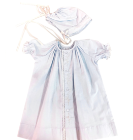 LullabySet Vintage Blue Daygown