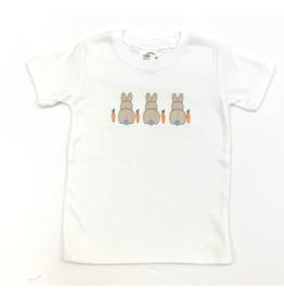 Fleur de leigh Bunny Trio T-Shirt