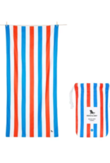 Dock & Bay Poolside Parties Striped Quick Dry Towel