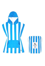 Dock & Bay Kids Bondi Blue Quick Dry Poncho