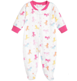 Kissy Kissy Pink Unicorn Footie