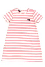 Bon Temps Parker Pink Stripe Dress