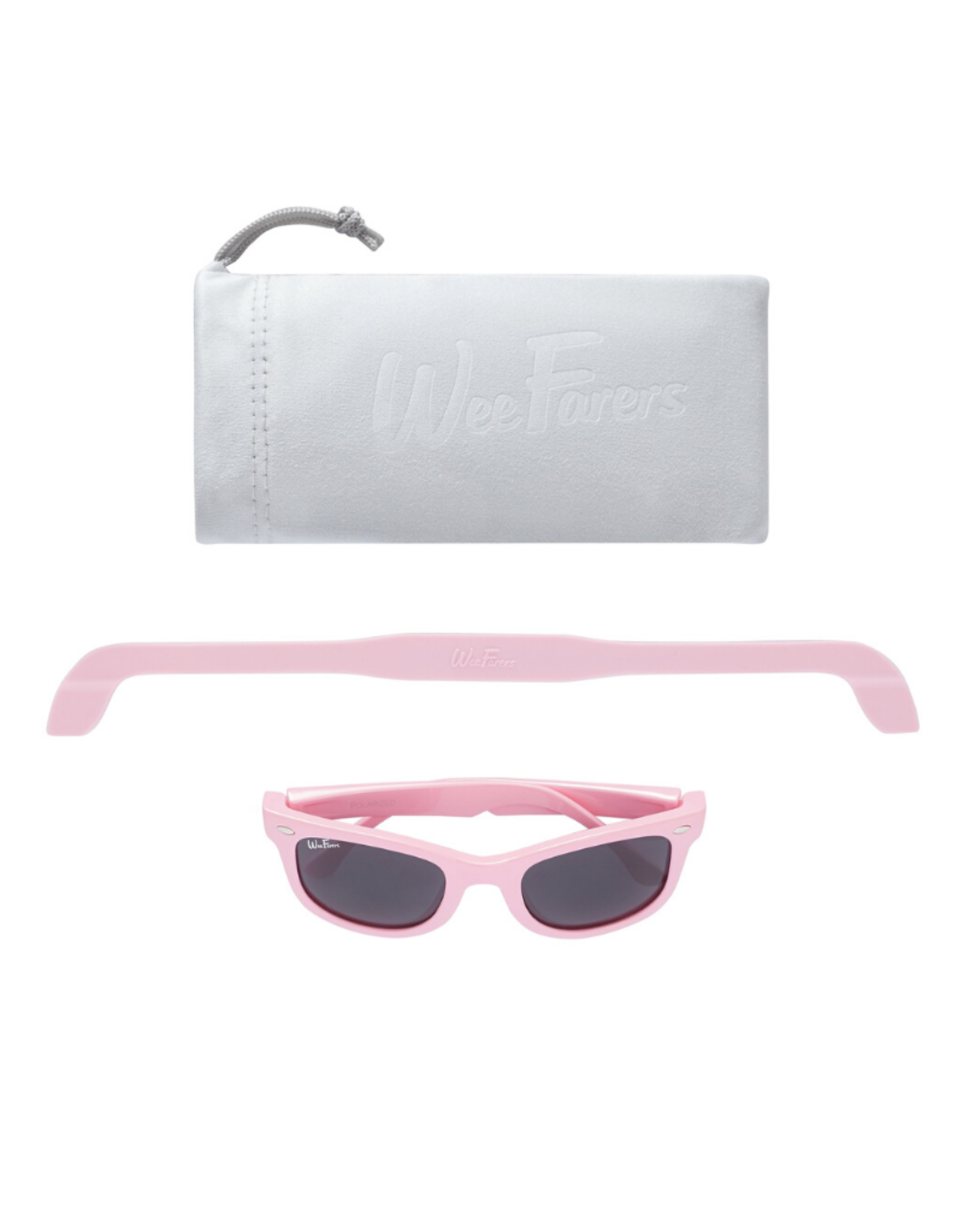 WeeFarers Pink Sunglasses