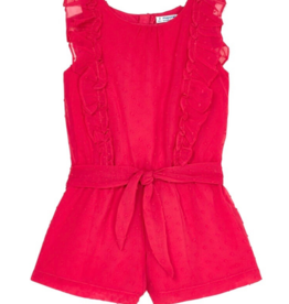 Mayoral Red Romper