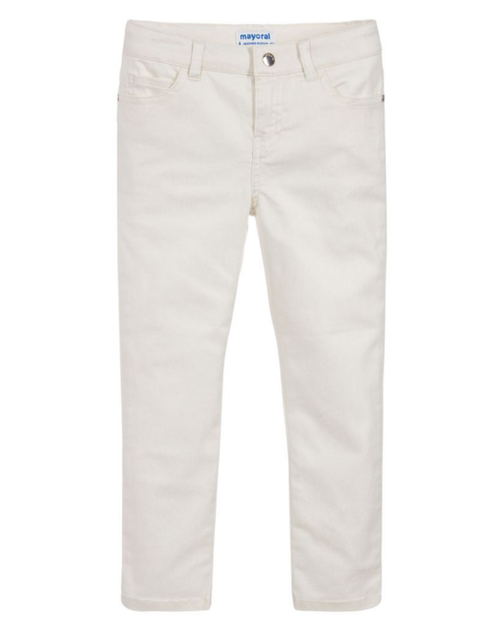 Mayoral Ivory Jeans