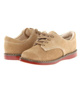 Footmates Bucky Dirty Buck Suede