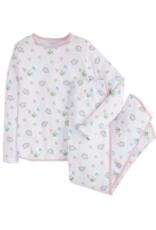 Little English Chelsea Garden Mama'stay Pajama Set