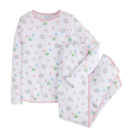Little English Chelsea Garden Mama'stay Pajama Set