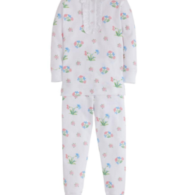 Little English Chelsea Garden Pajama Set