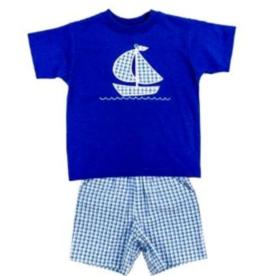 The Bailey Boys Ship Ahoy Boy's Short Set