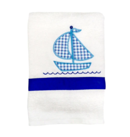 The Bailey Boys Ship Ahoy Towel