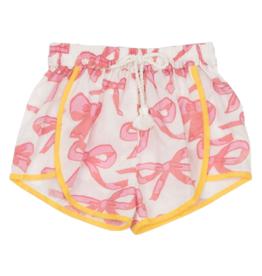 Pink Chicken Millie Mauveglow Bow Shorts