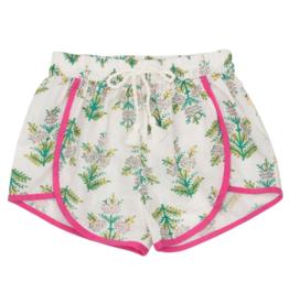 Pink Chicken Millie Gardenia Jasmine Shorts