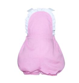 LullabySet Margaux Pink Dot Bubble