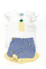 Funtasia Too Pineapple Short Set