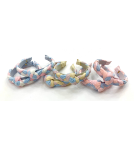 Bari Lynn Assorted Braid Knot Headband