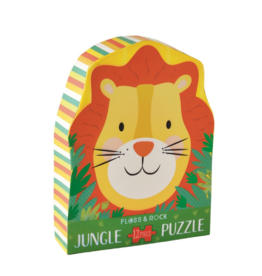 Floss & Rock Lion Puzzle 12 Pieces