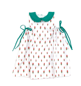 James and Lottie Frannie Watermelon Dress