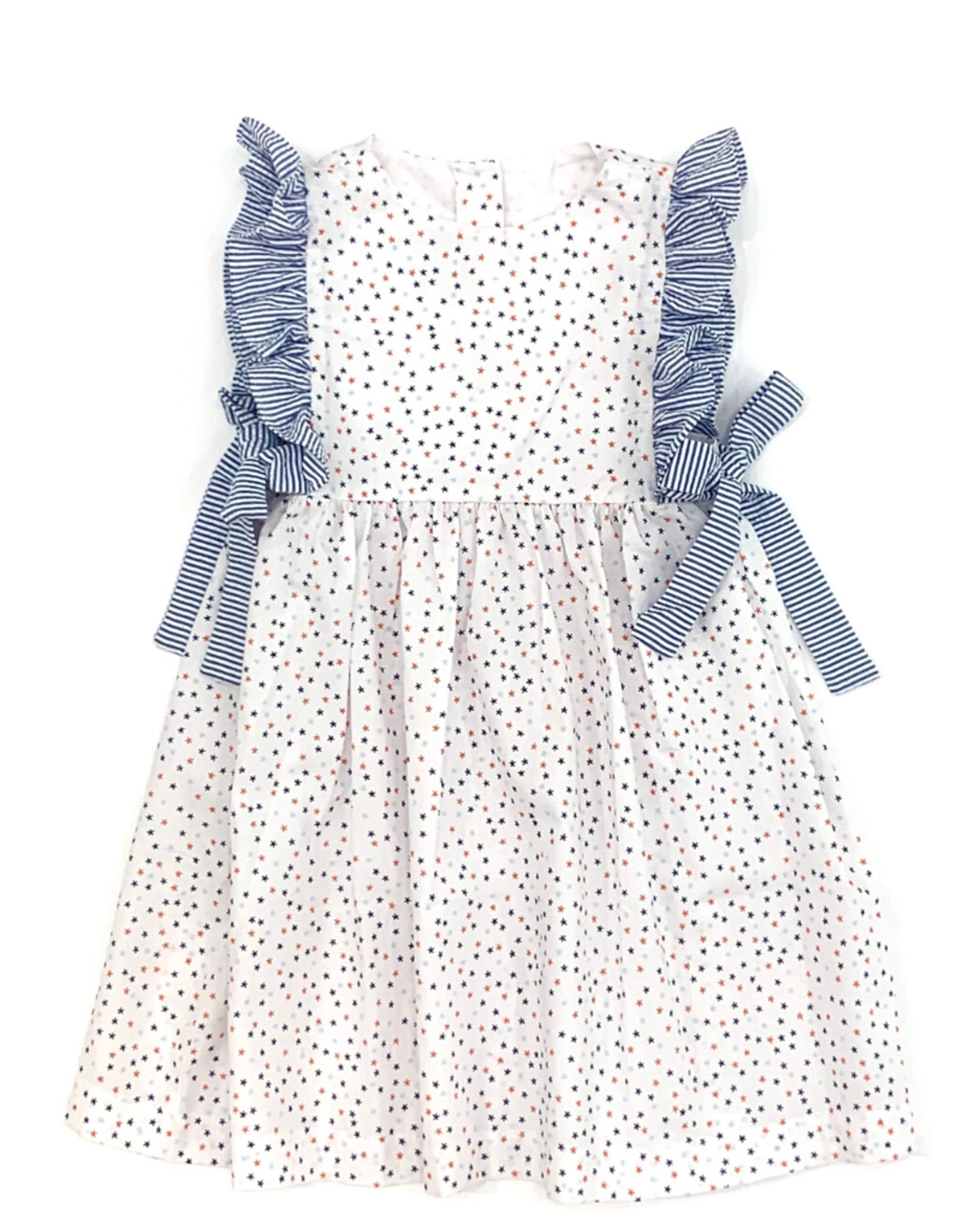 James and Lottie Abigail Starfish Dress