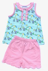 Ishtex Beach Shorts Set