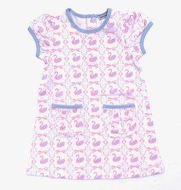 Ishtex Swan A-line Dress