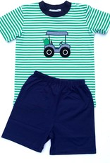 Ishtex Golf Cart Applique Short Set