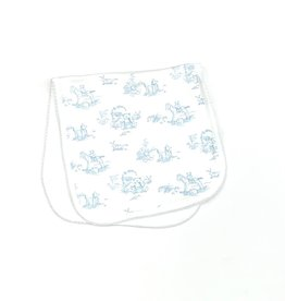 Nella Toile Burp Cloth
