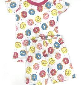 Magnolia Baby Donut Short Pajamas