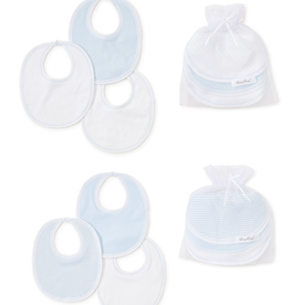 Kissy Kissy Kissy 3 Pack Bib Set