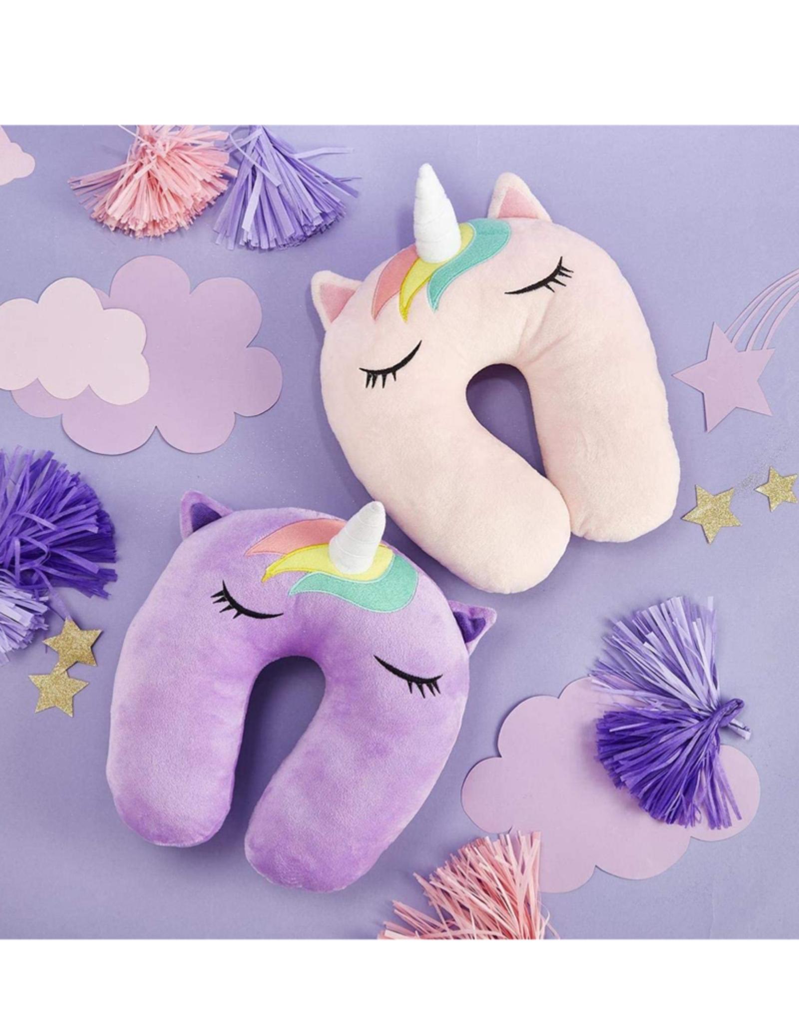 Twos Company Unicorn Pillow
