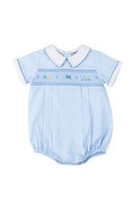 Feltman Brothers Train Smocked Creeper